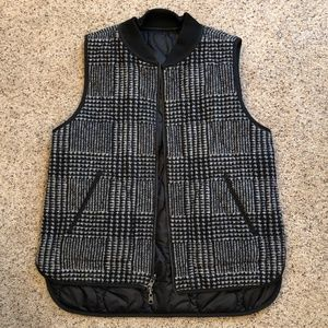Madewell Reversible Quilted Vest